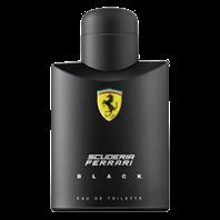 تصویری از Scuderia Ferrari Black