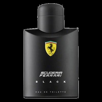 تصویر Scuderia Ferrari Black