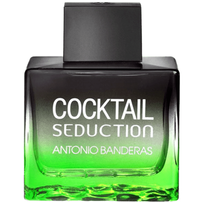 Cocktail Seduction in Black for Men