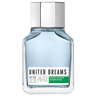 United Dreams Men Go Far