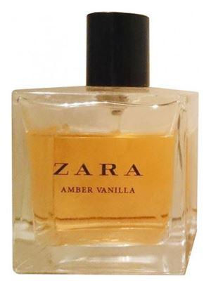Amber Vanilla