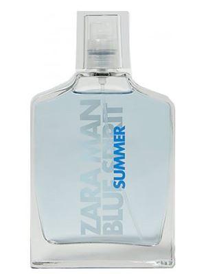 Zara Man Blue Spirit  Summer