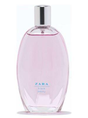 Zara Black Peony 2014