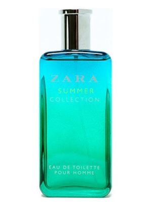 Zara Collection Summer Eau de Toilette Pour Homme