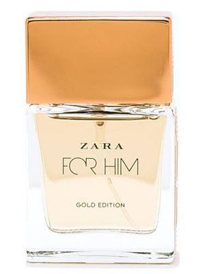 Zara For Him Gold Edition