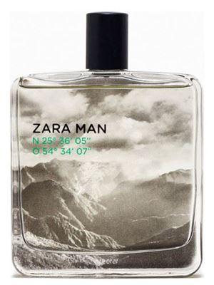 Zara Man N 25º 36' 05'' O 54º 34' 07''