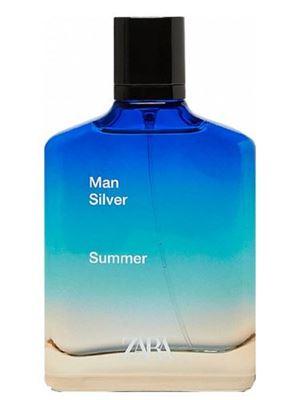 Zara Man Silver Summer 2020