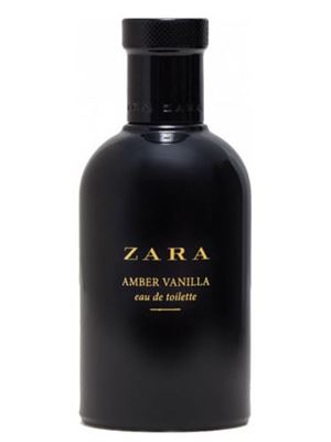 Zara Amber Vanilla