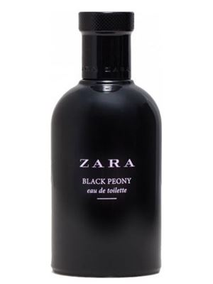 Zara Black Peony