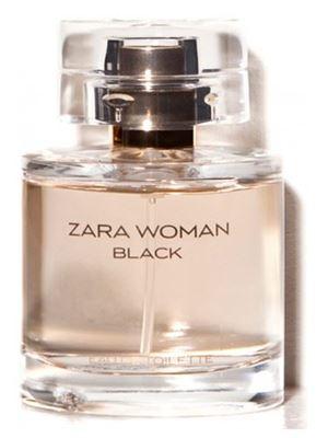 Zara Woman Black Eau de Toilette
