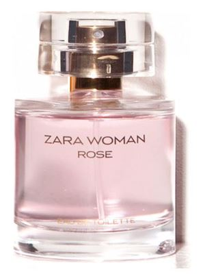 Zara Rose Eau de Toilette