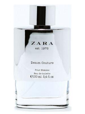 Zara EST 1975 Denim Couture