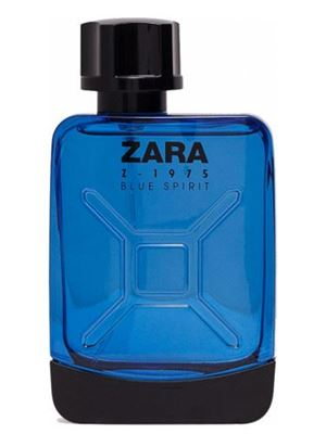 Z - 1975 Blue Spirit
