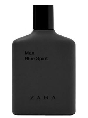Man Blue Spirit