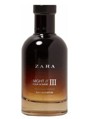 Zara Night Pour Homme III