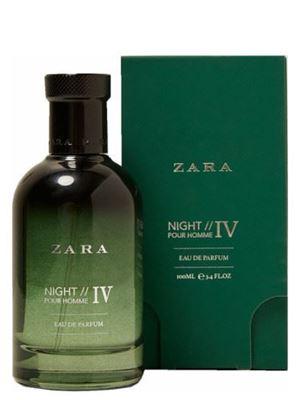 Zara Night Pour Homme IV