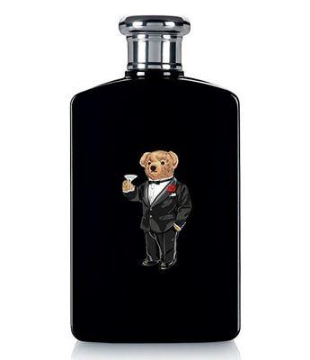 Holiday Bear Edition Polo Black