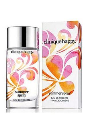 Clinique Happy Summer Spray 2009
