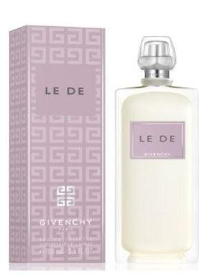 Les Parfums Mythiques - Le De Givenchy