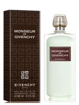 Les Parfums Mythiques - Monsieur de Givenchy