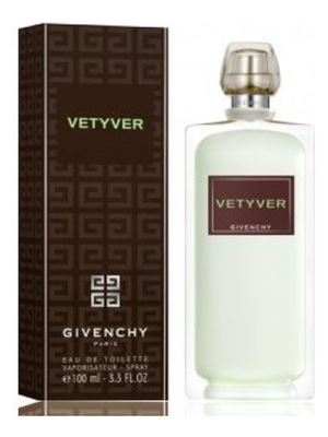 Les Parfums Mythiques - Vetyver