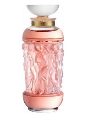 Lalique de Lalique Bacchantes Crystal Flacon