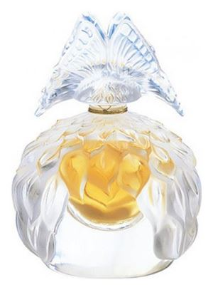 Lalique de Lalique Butterfly Crystal Flacon