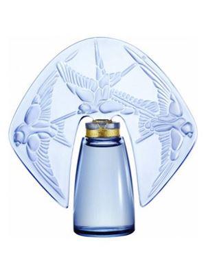 Lalique de Lalique Hirondelles Crystal Flacon