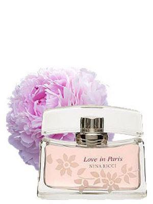 Love in Paris Fleur de Pivoine