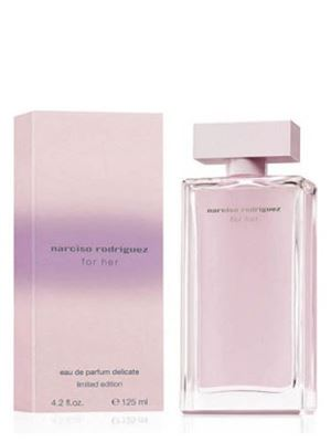 Narciso Rodriguez For Her Eau de Perfume Delicate Limited Edition
