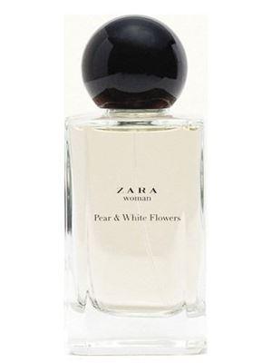 Zara Woman Pear & White Flowers